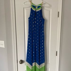 Lilly Pulitzer gown